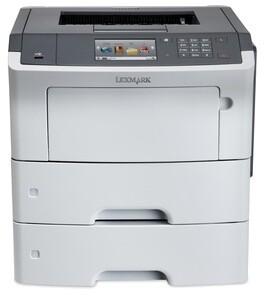 Lexmark MS610dte