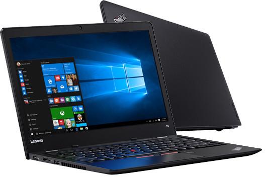 Lenovo ThinkPad 13, černá