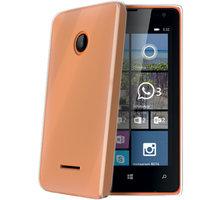 CELLY Gelskin pouzdro pro Microsoft Lumia 532, bezbarvé - GELSKIN485