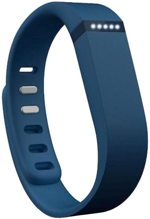 Fitbit příslušenství pro Flex náhradní pásek - Navy - Small