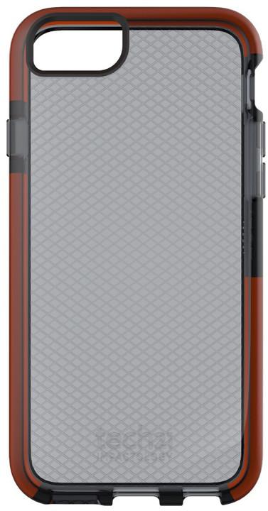 Tech21 zadní ochranný kryt Tech21 Classic Check pro Apple iPhone 6, kouřová