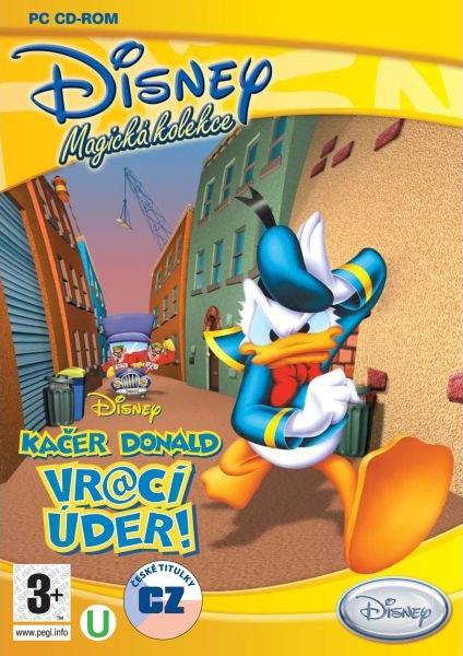 Walt Disney: Kačer Donald vrací úder! - PC