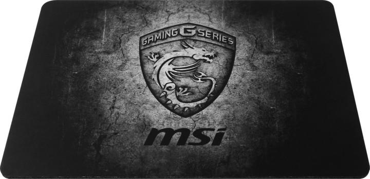 MSI Shield, látková
