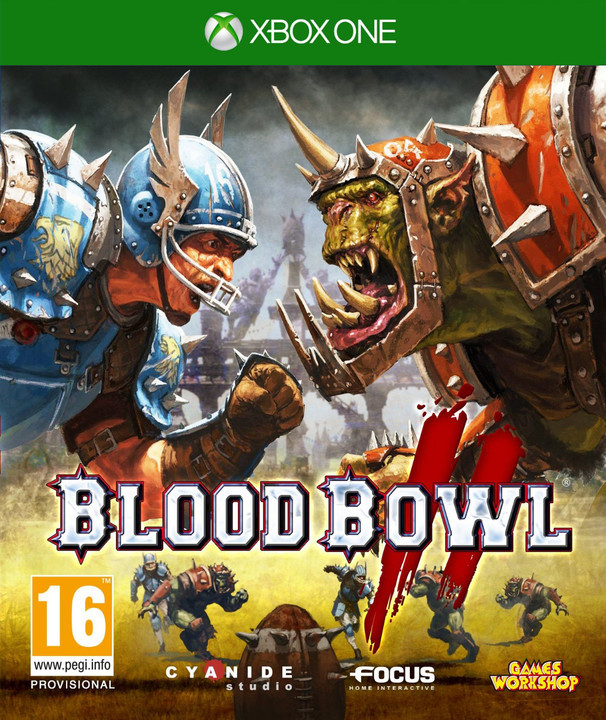 Blood Bowl 2 - XONE