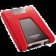ADATA HD650 - 1TB, červená