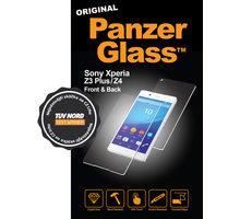 PanzerGlass ochranné sklo na displej Sony Xperia Z3+ front + back - 1607