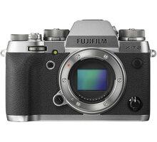 Fujifilm X-T2, tělo, stříbrná - 16520911