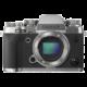 Fujifilm X-T2, tělo, stříbrná