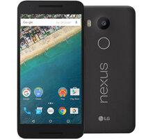 LG Nexus 5X - 32GB, černá/black - LGH791.A3CZBK