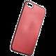 Forever silikonové (TPU) pouzdro pro Samsung Galaxy S7, carbon/červená
