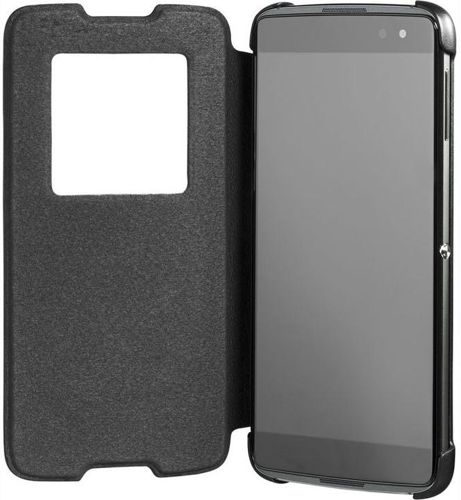 BlackBerry flipové pouzdro kožené Smart pro BlackBerry DTEK60, černá