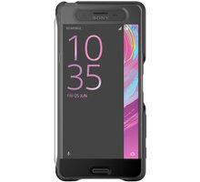 Sony SCR56 Style Cover Touch Xperia XP, černá - 1301-7697