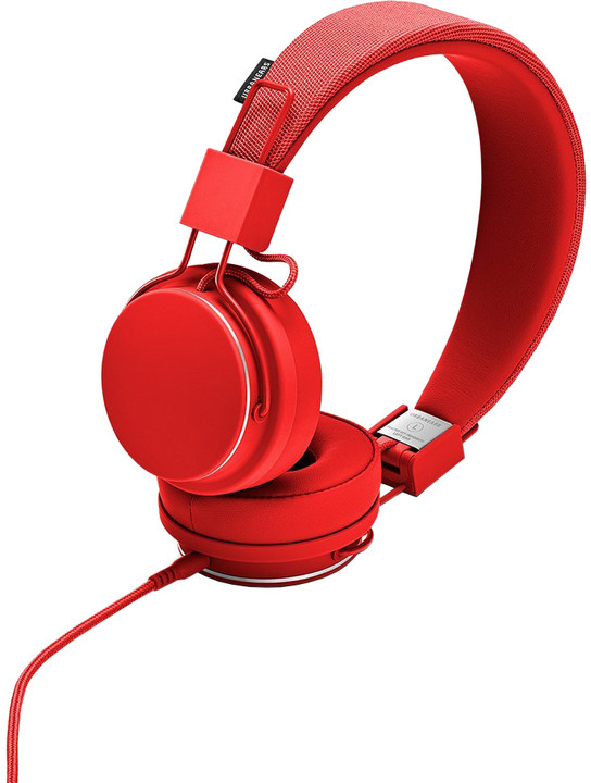 Urbanears Plattan 2, červená