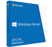 Dell Windows Server 2012 Standard R2/OEM - 638-BBBD