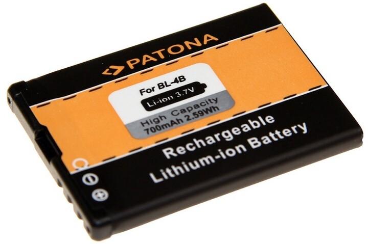 Patona baterie pro Nokia BL-4B 700mAh 3,7V Li-Ion