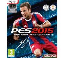 Pro Evolution Soccer 2015 (PC) - PC - 4012927075869