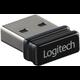 Logitech H600, bezdrátové