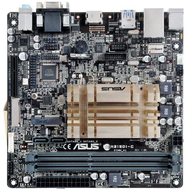 ASUS N3150I-C - Intel N3150