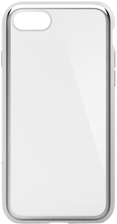 Belkin iPhone pouzdro Sheerforce Pro, pro iPhone 7/8 - stříbrné