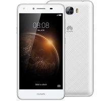 Huawei Y6 II Compact, Dual Sim, bílá - SP-Y6IICDSWOM + Zdarma SIM karta Relax Mobil s kreditem 250 Kč