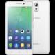 Lenovo Vibe P1m, LTE, bílá  + Zdarma SIM karta Relax Mobil s kreditem 250 Kč