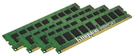 Kingston System Specific 32GB (4x8GB) DDR3 1600 ECC brand IBM