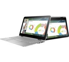 HP Spectre Pro x360 G1, stříbrná - P4T70EA
