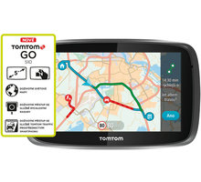 TOMTOM GO 510 World Traffic Lifetime - 1FA5.002.55