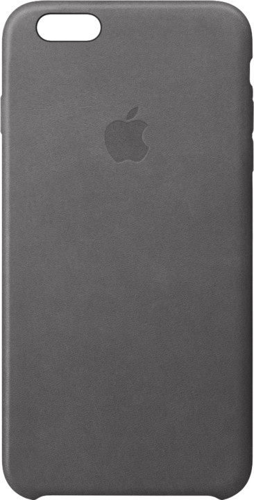 Apple iPhone 6s Plus Leather Case - Storm Gray