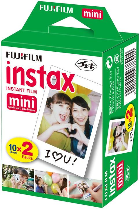 Fujifilm INSTAX mini FILM 20 fotografiÍ