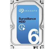 Seagate Surveillance - 6TB - ST6000VX0001