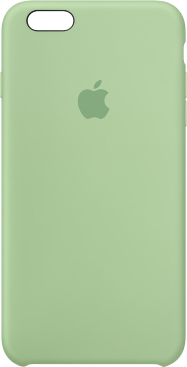 Apple iPhone 6s Plus Silicone Case - Mint