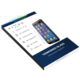 FIXED zadní ochranné tvrzené sklo pro Sony Xperia M4 Aqua, 0.33 mm
