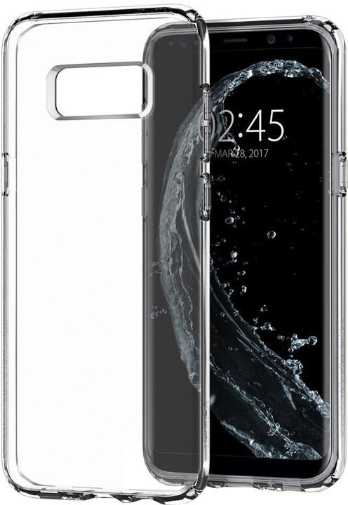 Spigen Liquid Crystal pro Samsung Galaxy S8, clear