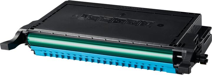 Samsung CLP-C660B/ELS, azurový