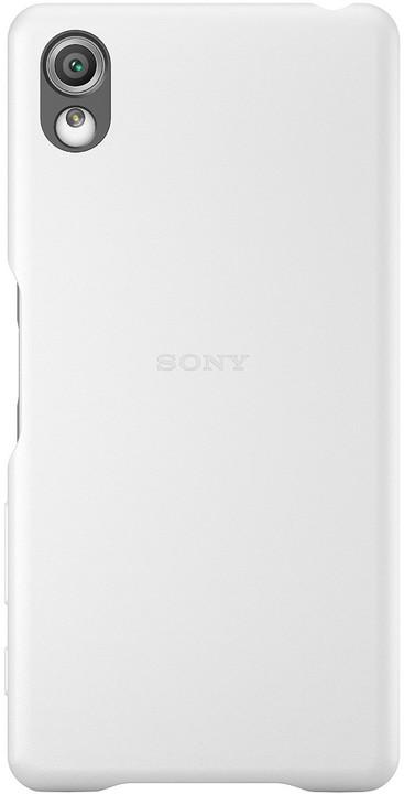 Sony SBC22 Style Back Cover Xperia X, bílá