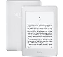 Amazon Kindle Paperwhite 3 (2015) - verze bez reklam, bílá - EBKAM1141