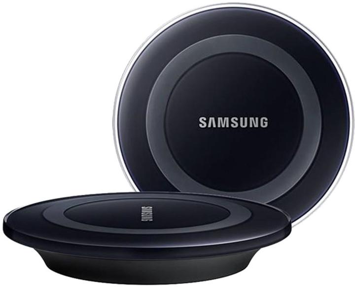 Samsung podložka pro bezdrátové nabíjení EP-PG920MB, 2ks, černá