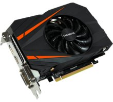 GIGABYTE GeForce GTX 1060 OC, 6GB GDDR5 (mini ITX) - GV-N1060IXOC-6GD + Kupon na hru ROCKET LEAGUE, platnost od 30.5.2017 - 25.9.2017