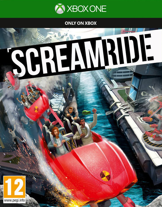 ScreamRide - XONE