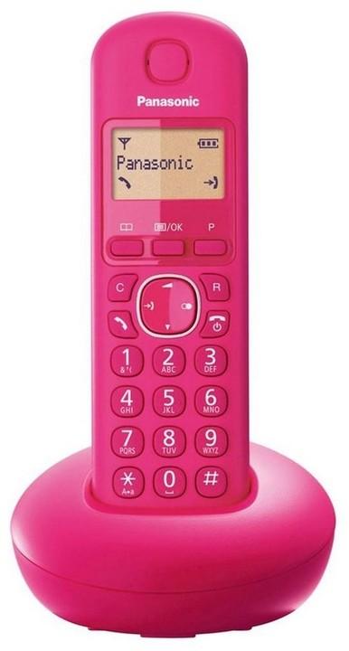 Panasonic KX-TGB210FXP, růžová