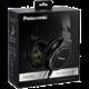 Panasonic RP-HD10E, černá