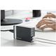 CellularLine nabíječka Energy Station, 5x USB, 8,2A, 40W, černá