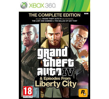 Grand Theft Auto IV Complete - X360 - 5026555252980