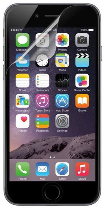 Belkin InvisiGlass, ochranné sklo pro iPhone 6/6s