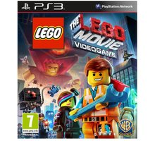 Lego Movie Videogame - PS3 - 5051892159852