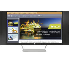 "HP EliteDisplay S270c - LED monitor 27"" - K1M38AA"