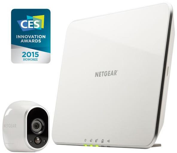 NETGEAR VMS3130 video server Arlo Security System, 1x HD Camera