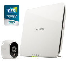 NETGEAR VMS3130 video server Arlo Security System, 1x HD Camera - VMS3130-100EUS