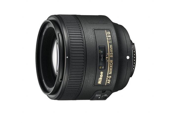 Nikkor 85mm f/1.8G AF-S